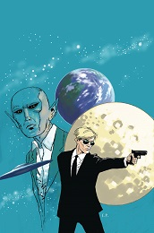 Resident Alien: Your Ride's Here no. 5 (2020 Series)