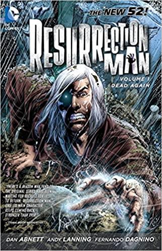 Resurrection Man: Volume 1: Dead Again TP - Used