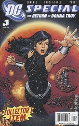 The Return of Donna Troy (2005 Series) Complete Bundle - Used