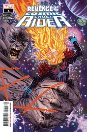 Revenge of the Cosmic Ghost Rider no. 4 (4 of 5) (2019 Series)