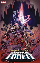Revenge of the Cosmic Ghost Rider no. 5 (5 of 5) (2019 Series)