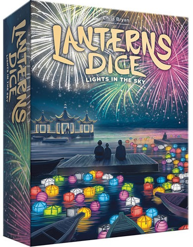 Lanterns Dice: Lights in the Sky Dice Game