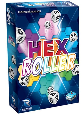Hex Roller Card Game