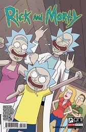 Rick and Morty no. 55 (2015 Series)