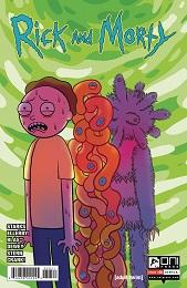 Rick and Morty no. 57 (2015 Series) (Spano)