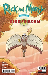 Rick and Morty Presents: Birdperson no. 1 (2020 Series) (A Cover)