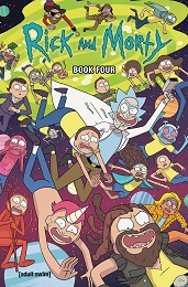 Rick and Morty Book Four TP