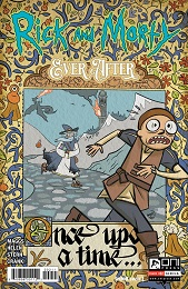 Rick and Morty Ever After no. 2 (2020 Series)