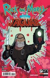 Rick and Morty: Jaguar no. 1 (2020 Series)