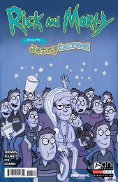 Rick and Morty: Jerryboree no. 1 (2021 Series) (A Cover)