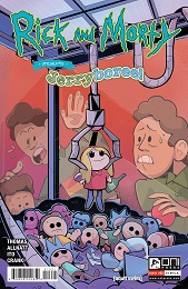Rick and Morty: Jerryboree no. 1 (2021 Series) (B Cover)