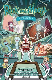 Rick and Morty Presents Volume 2 TP