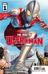 The Rise of Ultraman no. 1 (2020 Series)