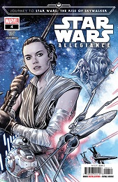 Journey to Star Wars: The Rise of Skywalker no. 4 (2019 Series)