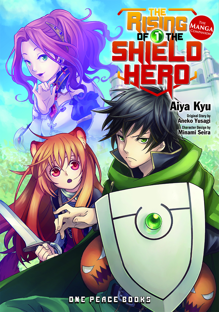 Rising of the Shield Hero: Volume 1 TP