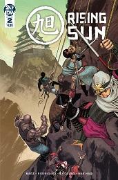 Rising Sun no. 2 (2020 Series)