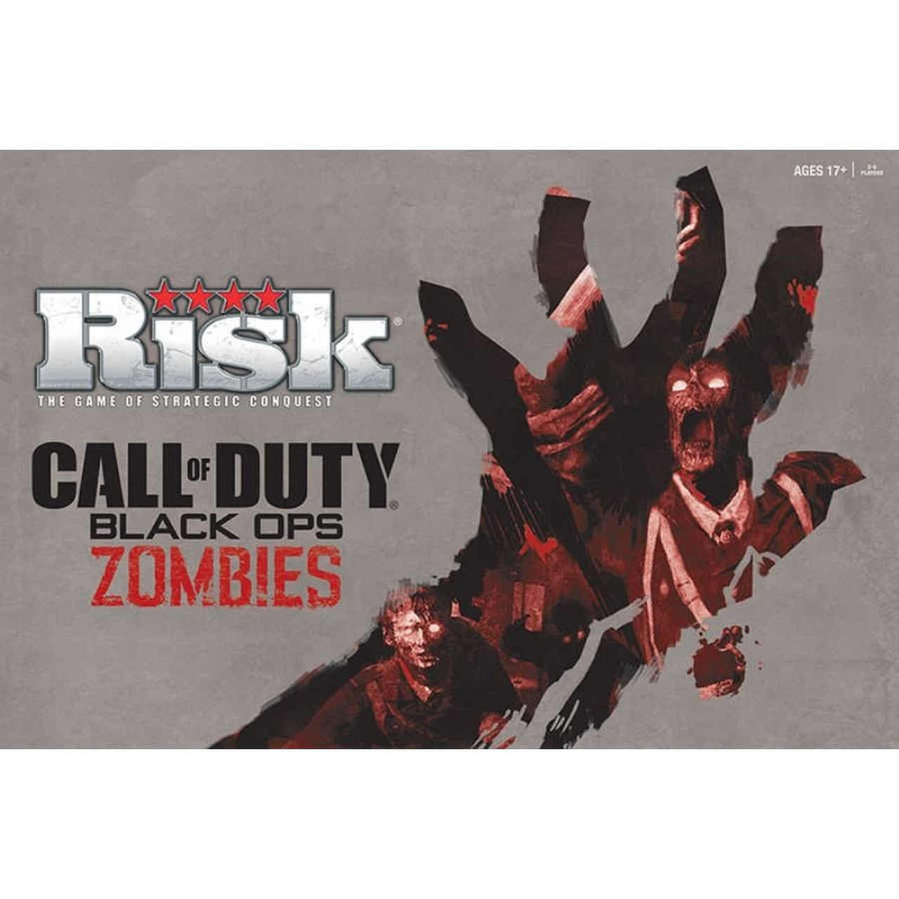 Risk Call of Duty Black Ops Zombies