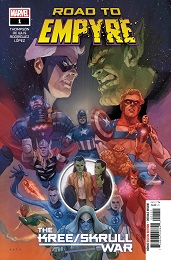 Road to Empyre: The Kree Skrull War no. 1 (2020 Series)