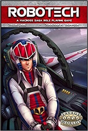 Robotech: A Macross Role Playing Game (Savage Worlds)
