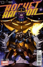 Rocket Raccoon (2014 Series) Complete Bundle - Used