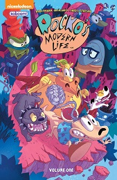 Rockos Modern Afterlife Volume 1 TP