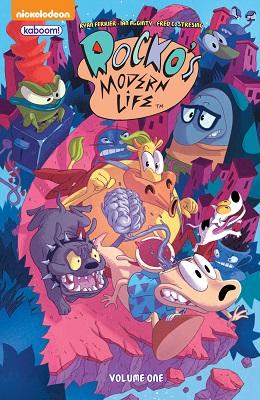 Rockos Modern Life: Volume 1 TP
