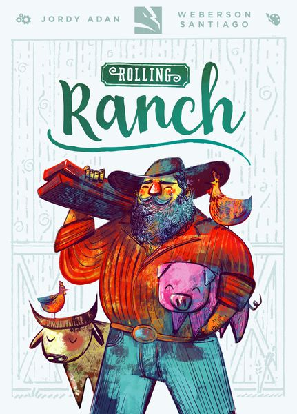 Rolling Ranch Card Game