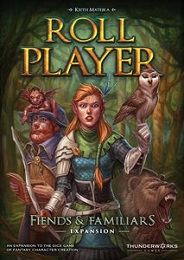 Roll Player: Friends and Familiars Expansion