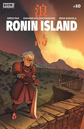 Ronin Island no. 10 (2019 Series)