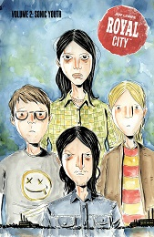 Royal City Volume 2: Sonic Youth TP