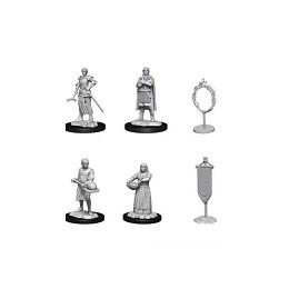 Pathfinder Battles Deep Cuts Unpainted Miniatures Wave 12: Castle - Kingdom Retainers