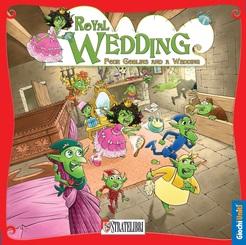 Royal Wedding Board Game
