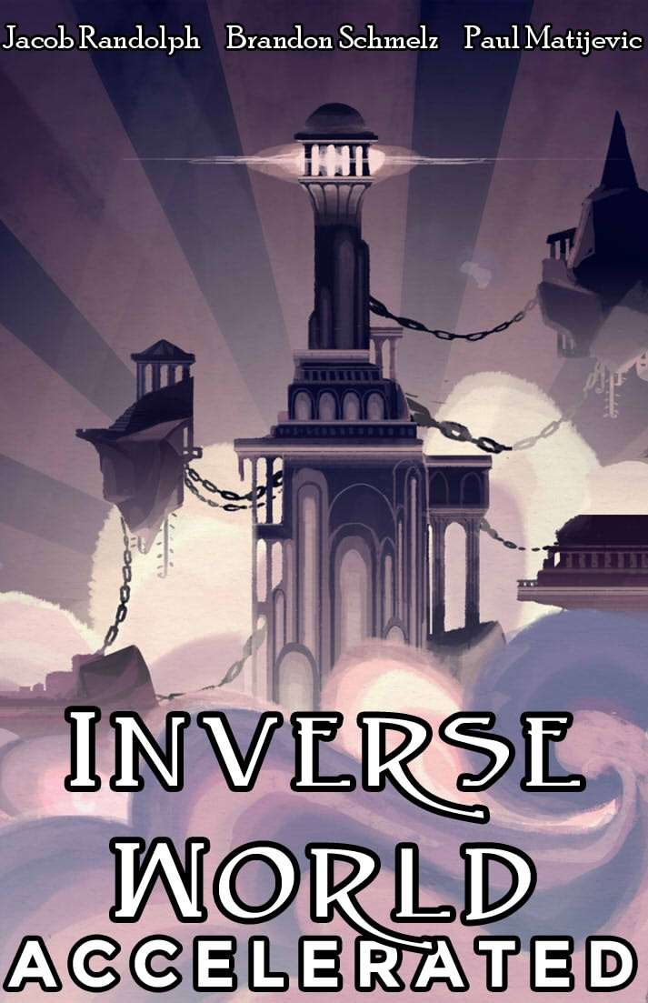 Inverse World Role Playing: Accelerated - USED