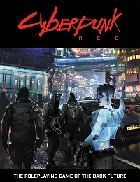 Cyberpunk RED Role Playing Game