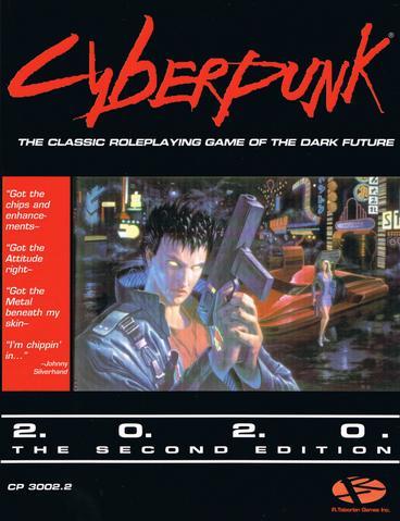 Cyberpunk 2020 Role Playing Game