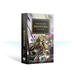 Horus Heresy: Ruinstorm Novel
