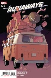 Runaways no. 26 (2017 Series)
