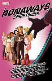 Runaways Volume 5: Canon Fodder TP