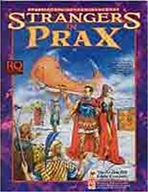 RuneQuest Role Playing: Strangers in Prax - USED