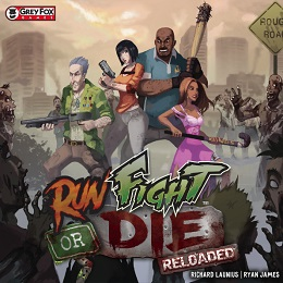 Run Fight or Die Reloaded Card Game