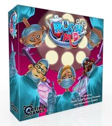 Rush M.D. Board Game