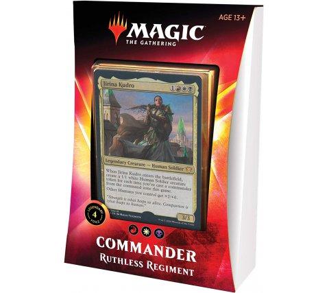 Magic the Gathering: Commander 2020 Ikoria: Ruthless Regiment
