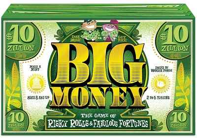Big Money Board Game