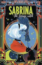 Sabrina the Teenage Witch: Something Wicked no. 3 (2020 Series)
