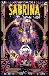 Sabrina the Teenage Witch: Something Wicked no. 4 (2020 Series)