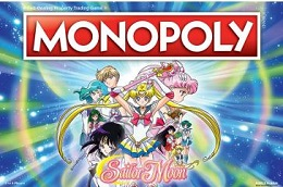 Monopoly: Sailor Moon Board Game