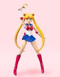 Sailor Moon Animation Color Edition: S.H. Figuarts