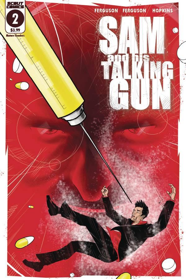 Sam and His Talking Gun no. 2 (2020 Series)