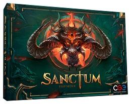 Sanctum Board Game