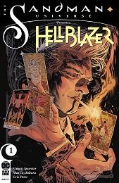 Sandman Universe: Hellblazer no. 1 (2019 Series)